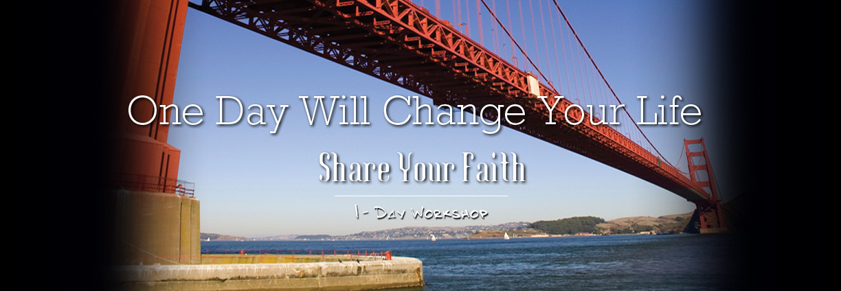 Learn how to share your faith at an SYF Workshop