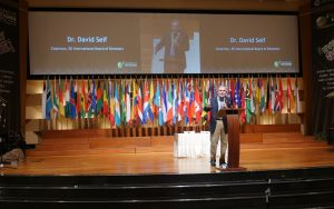 David Self speaks at the 2016 EE Congress of Nations