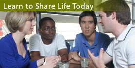 Learn to Share Life Today
